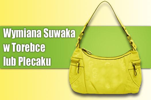 Wymiana Suwaka w Torebce
