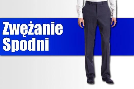 Zwezanie Spodni