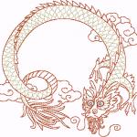 B07 Haft Dragon