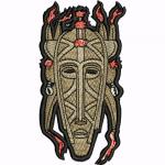 B18 Haft Maska