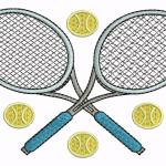 B21 Haft Rakiety Tenis