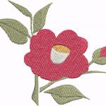 D35 Haft Kwiat